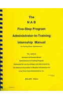 PB-04: NAB Administrator-in-Training Domains of Practice Internship Manual
